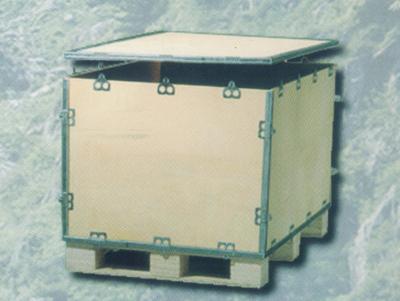 青岛钢边箱